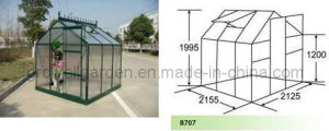 Extendable Large Greenhouse for Hobby (B707) pictures & photos