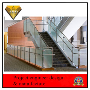Residential House Building Material Glass Balustrade pictures & photos