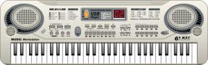 Electronic Toys (MQ-811USB)