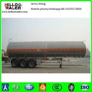 42000 Liter Tri Axle Diesel Storage Tank Trailer pictures & photos