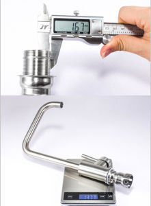Single Hole Kitchen Faucet (100h) pictures & photos