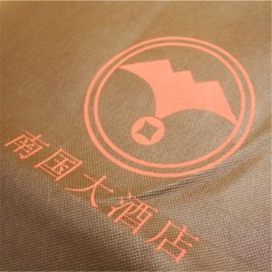 Hotel Shopping Bag (bag-004) OEM Hotel Products Manufacturer pictures & photos