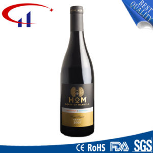 750ml Burgundy Bottle, Glass Bottle, Wine Bottle (CHW8026) pictures & photos