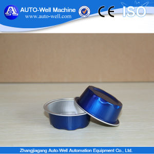 Disposable Aluminium Foil Dish for Wet Pet-Food with Lid pictures & photos