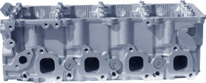 Aluminum Cylinder Head for Opel ZD30 908506 pictures & photos