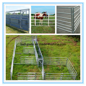 China Hot Galvanized Steel Agricultural Fencing Panel Farm