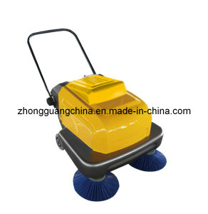 Manual Walk Behind Electric Sweeper (MN-P100/MN-P100A)