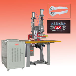 Shoes Accessories - High Frequency Welding Machine with Pneumatic & Heating Assist