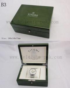 Luxury Wooden Watch Box (B-3)