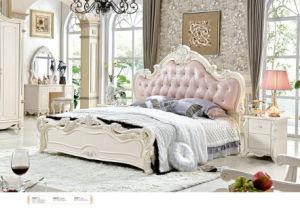 French Bedroom Sets, Dresser, Wardrobe, Bedroom Furniture (6001) pictures & photos