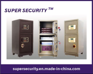 Solid Steel Home Safe (SJJ80) pictures & photos