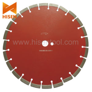 Asphalt Diamond Laser Welded Saw Blade pictures & photos