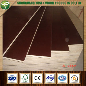 Chinese Building Film Faced Plywood Formwork pictures & photos