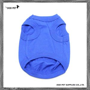 Pet Apparel Sleevless Dog Shirts Spt6003-5 pictures & photos
