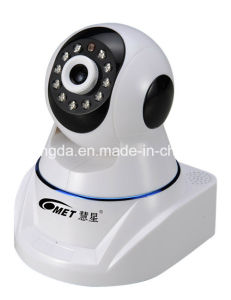 HD 720p H. 264 WiFi IP Camera with P2p Cloud Technology pictures & photos
