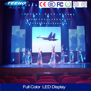 1r1g1b P7.62 HD Indoor SMD LED Display Panel with Light Weight Cabinet, pictures & photos