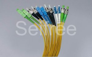 LC/Upc-LC-Upc Simplex Sm Optical Patch Cord/Jumper pictures & photos