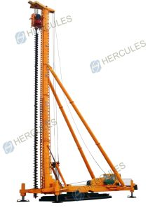 Tubular Long Auger Drilling Rig pictures & photos