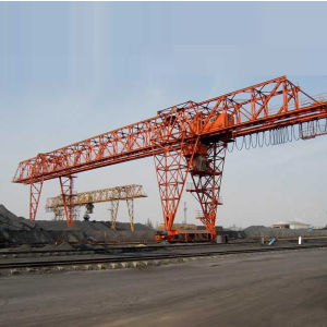 Loading and Unloading Gantry Crane pictures & photos