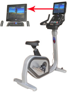 New Commercial Upright Bike (HT-6000A) pictures & photos