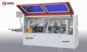 Edge Banding Machine for Woodworking / Woodworking Semi-Automatic Edge Banding Machine