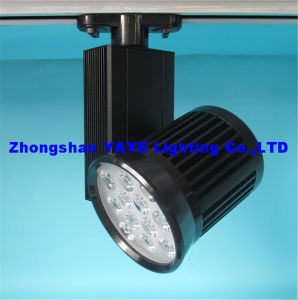 Yaye Best Factory of 12W LED Track Lights with CE/RoHS/2/3 Years Warranty pictures & photos