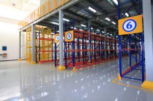 Warehouse Storage Mezzanine Rack/Metal Platform (JW-KV0051) pictures & photos
