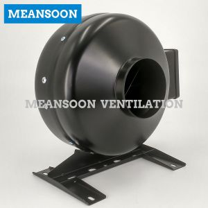 4 Inches Circular Inline Duct Fan 100 for Exhaust Ventilation pictures & photos