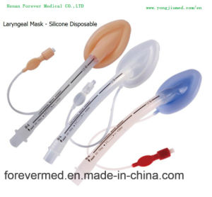 Sterile Medical Silicone Laryngeal Mask pictures & photos