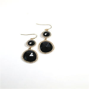 New Design Black Resin Fashion Jewellery Necklace Bracelet Earring pictures & photos