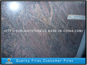 Indian Paradiso Granite Slabs for Countertops / Vanity Tops/Tombstone/Tiles pictures & photos