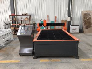 CNC Plasma Machine for Metal Cutting pictures & photos