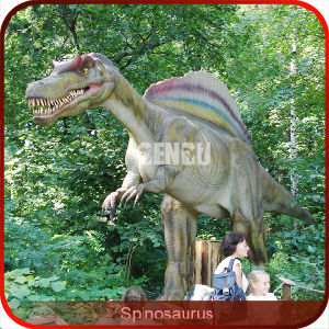 Jurassic Park High Quality Animated Animatronic Dinosaur pictures & photos