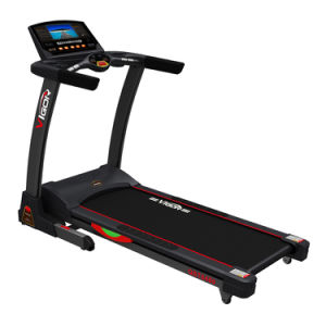 Automatic Incline Home Treadmill with 10 Inch TV Screen