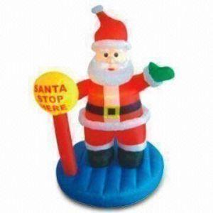 Christmas Inflatable Santa 1208