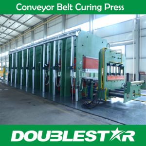 Fabric/Steel Cord Conveyor Belt Curing/Vulcanizing Machine pictures & photos