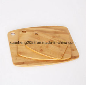 New Design Popular Bamboo Cutting Board for Kitchen pictures & photos