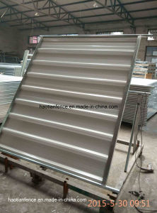 2X2.1 Temp Steel Hoarding Panel pictures & photos