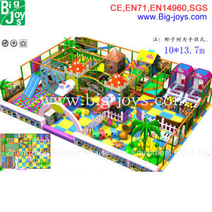 Amusement Kids Indoor Playground for Sale (BJ-IP39) pictures & photos