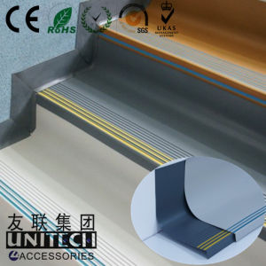 Abrasive Decorative Stair Cover Nosing (Green Point UN435)