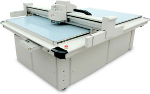 Dcz70 Series High Speed Flatbed Digital Cutter pictures & photos