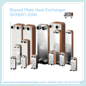High Heat Transfer Efficiency of Brazed Plate Heat Exchanger pictures & photos