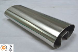304316 Stainless Steel Slot Pipe pictures & photos