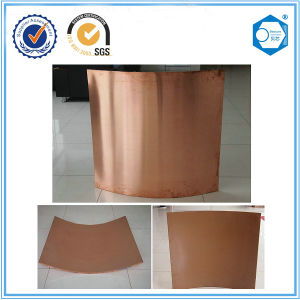 Copper Aluminum Honeycomb Panel pictures & photos