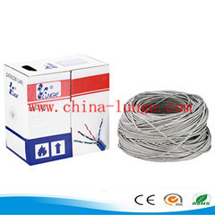 UTP Cat5e Cable/Network LAN Cable pictures & photos
