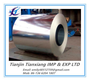 Zinc Coating Soft Full Hard Galvanized Steel Coil pictures & photos