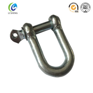 Stainless Steel 304/316 Oversized U. S Type Large Screw Shackle pictures & photos