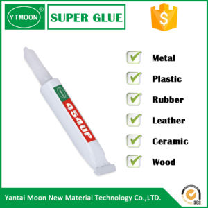 Cheap Price Synthetic Resin Adhesive Ca Instant Super Glue and Metal pictures & photos
