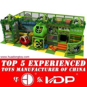 Hottest Selling for Children Soft Indoor Playground Equipment Jungle Gym Style pictures & photos