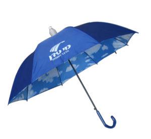 Cloud Umbrella with Telescopic Sleeve Gift Umbrella (SU023) pictures & photos